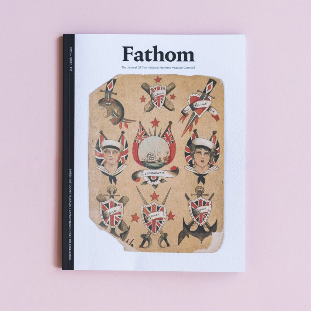 Fathom: Issue 1. The annual journal of the National Maritime Museum Cornwall